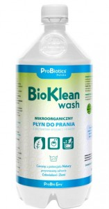 BioKlean Wash - 1L płyn do prania