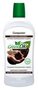 Green Ok Composter  0,75 l